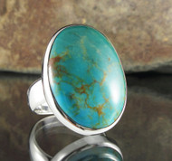 Arizona Turquoise Ring 24
