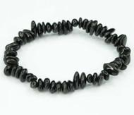 Black Obsidian Chip Bracelet 4