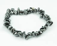 Hematite Chip Bracelet 8
