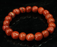 Red Jasper Pebble Bracelet 4