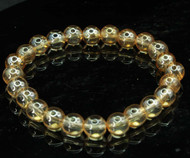 Golden Aura Quartz Bracelet 3