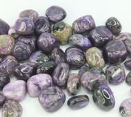 Charoite Tumbled Stones