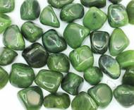 Nephrite Jade Tumbled Stone