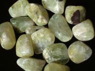 Prehnite Tumbled Stone