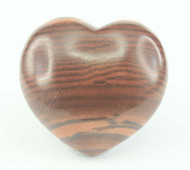 Zebra Stone Heart 2