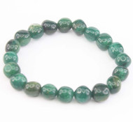 Green Aventurine Pebble Bracelet 2