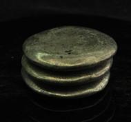 Healers Gold Flat Stone 1