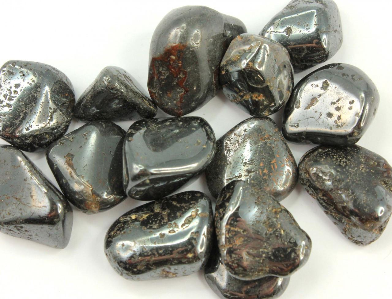 Lodestone tumbled stone krystal love