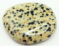 Dalmation Jasper Flat Stone 2