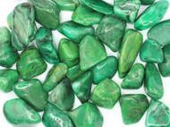 African Jade Tumbled Stones