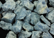 Blue Calcite Rough Small