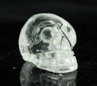 Clear Quartz Crystal Skull 6