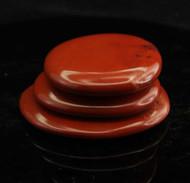 Red Jasper Flat Stone 4