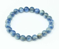 Blue Kyanite Stretch Bracelet 2