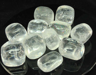 Optical Clear Calcite Tumbled Stone