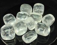Optical Clear Calcite Tumbled Stone