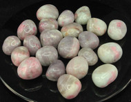 Lepidolite & Pink Tourmaline Tumbled Stones Sm