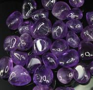 AA+ Amethyst Tumbled Stones