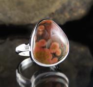 Ocean Jasper Ring 4