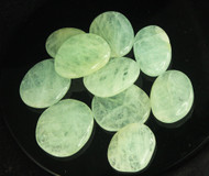 Aquamarine Flat Stone Small