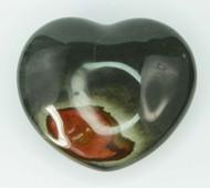 Polychrome Jasper Heart 6