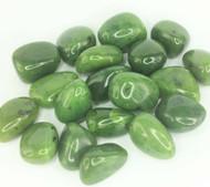 Nephrite Jade Tumbled Stone 2