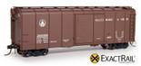 EXACTRAIL #90054-5 HO Scale B&O M-53 Wagontop Boxcar 380956