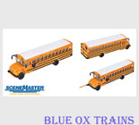 Walthers 11701 International CE School Bus - Assembled HO Scale 1:87