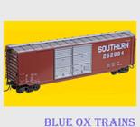 Kadee K109 #6738 HO Southern 50' PS-1 Boxcar SOU 262884