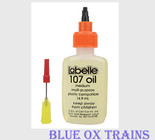 Labelle 107 Plastic Compatible Medium Synthetic Light Motor Oil Lube