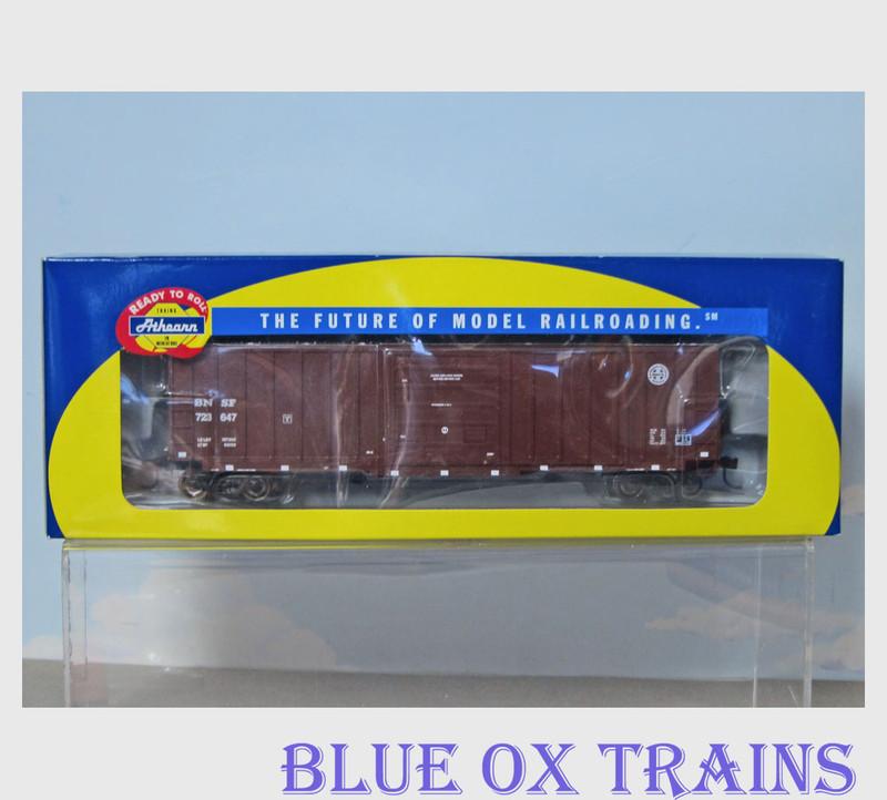 Athearn 89313 HO Scale Burlington Northern Santa Fe 50' Sieco Box Car BNSF 723647
