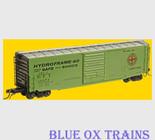 KADEE 6360 HO 50' PS-1 Boxcar Detroit Toledo Ironton DTI 18073