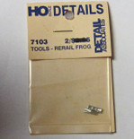 Detail Associates HO 7103 Tools - Rerail Frog (2)
