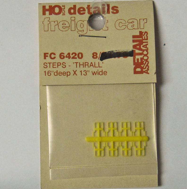 Detail Associates HO 6420 Thrall Type Stirrups