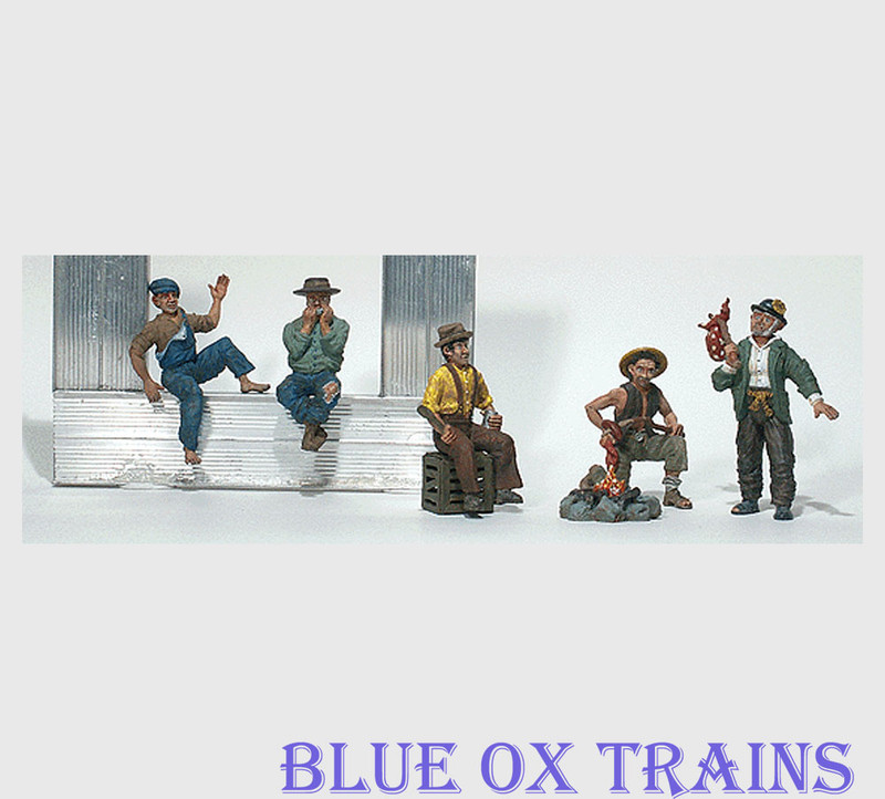 Woodland Scenics 1860 Hobos - Scenic Accents(R) HO Scale