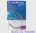 Soundtraxx 852003 4 Function DCC Mobile Decoder MC2H104OP