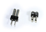 Soundtraxx 2-Pin Micro Wire Connector #810012