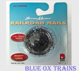 Life Like 1402 Track Nails 20 Grams HO Scale