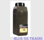 Woodland Scenics 1341 Fine Turf Shaker 32oz - Soil