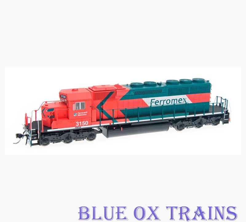 InterMountain 49330S-02 Ferromax SD40-2 Locomotive DCC & Sound HO Scale