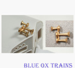 Cal Scale 583 Airhorn Nathan 3-Chime M3HR (Brass Castings) Ho Scale