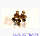 Cal Scale 610 Airhorn Nathan M-5 Horn With 2 Forward & 3 Reverse Single Horns (Brass Castings) Ho Scale