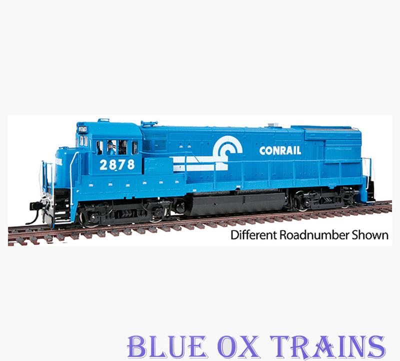 Proto 2000 41652 Conrail GE U30B - Tsunami(R) Sound & DCC CR 2856 Diesel Locomotive HO Scale