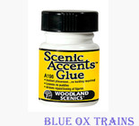 Woodland Scenics #198 Scenic Accents Tacky Figure or People Adhesive Glue
