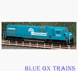 Bowser 23399 Conrail Alco C630 Diesel Locomotive CR 6761 HO Scale