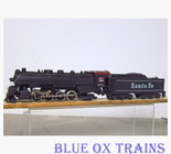 Mantua Custom Santa Fe 2-8-2 ATSF #5314 New Can Motor, Gearbox and Decoder Installed HO Scale