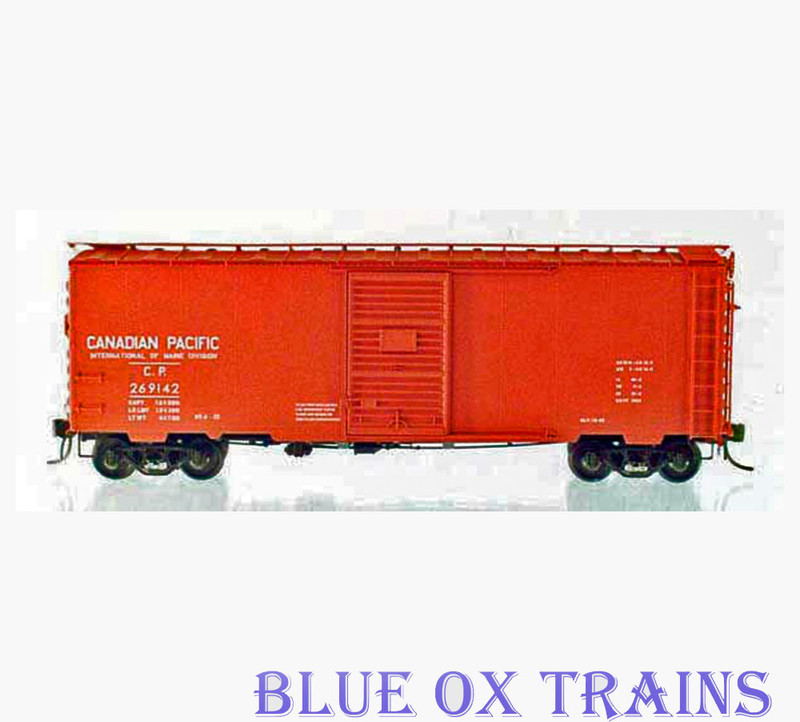 Kadee 4006 K49 Canadian Pacific 40' PS-1 Boxcar CP 269142 HO Scale