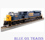 Kato HO 37-6373-LS CSX SD80MAC 4599 With ESU Sound & DCC HO Scale