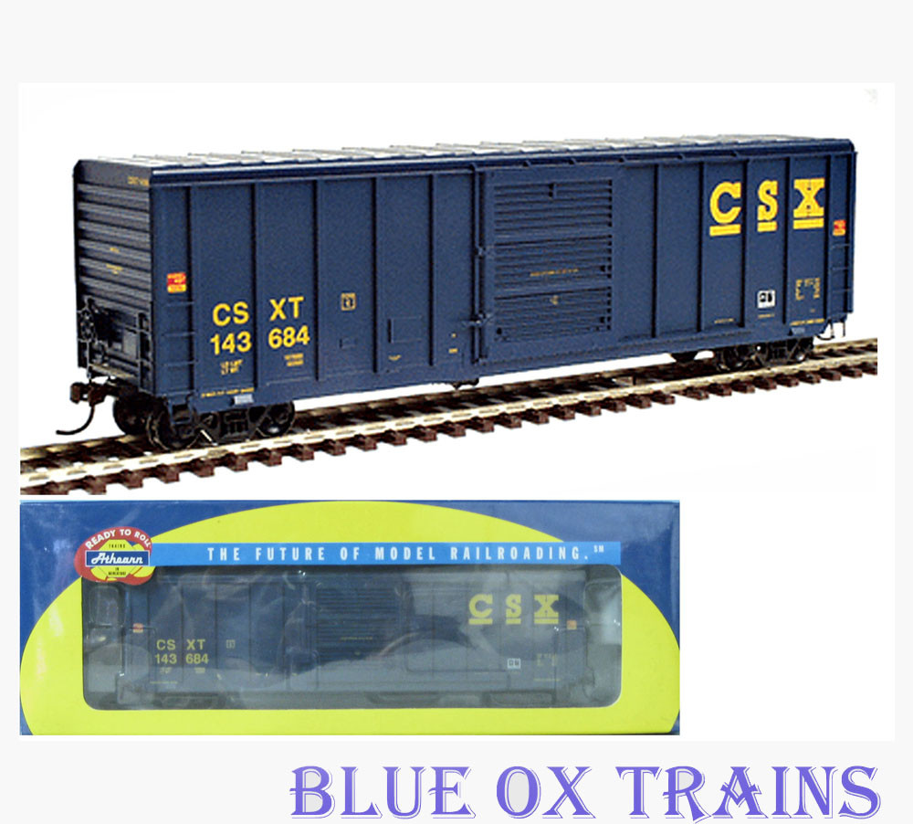 Csx Stock Quote: Athearn 7170 CSX PS 5344 Boxcar CNW 143684