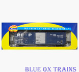 Athearn R25 92902 RF&P 50' FMC Boxcar RF&P 4018 HO Scale